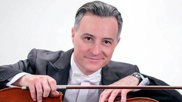 Classes Magistrals amb el violoncel·lista Mariano García