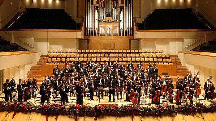 Concert de la Banda i Conjunt de Vent del CSMC