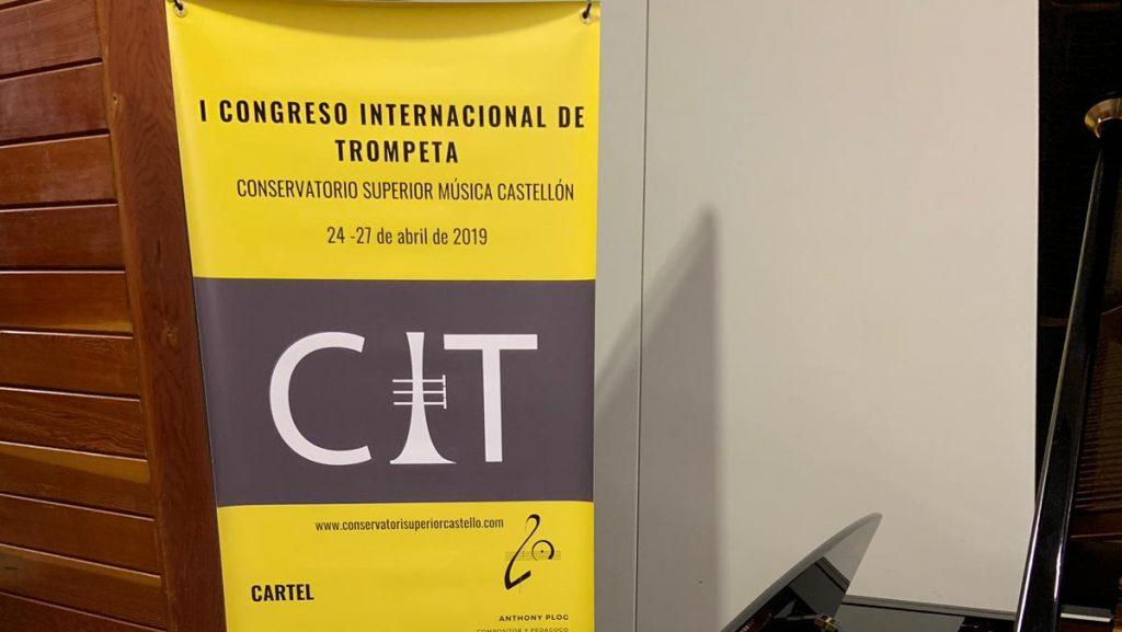 I Congrés Internacional de Trompeta del CSMC