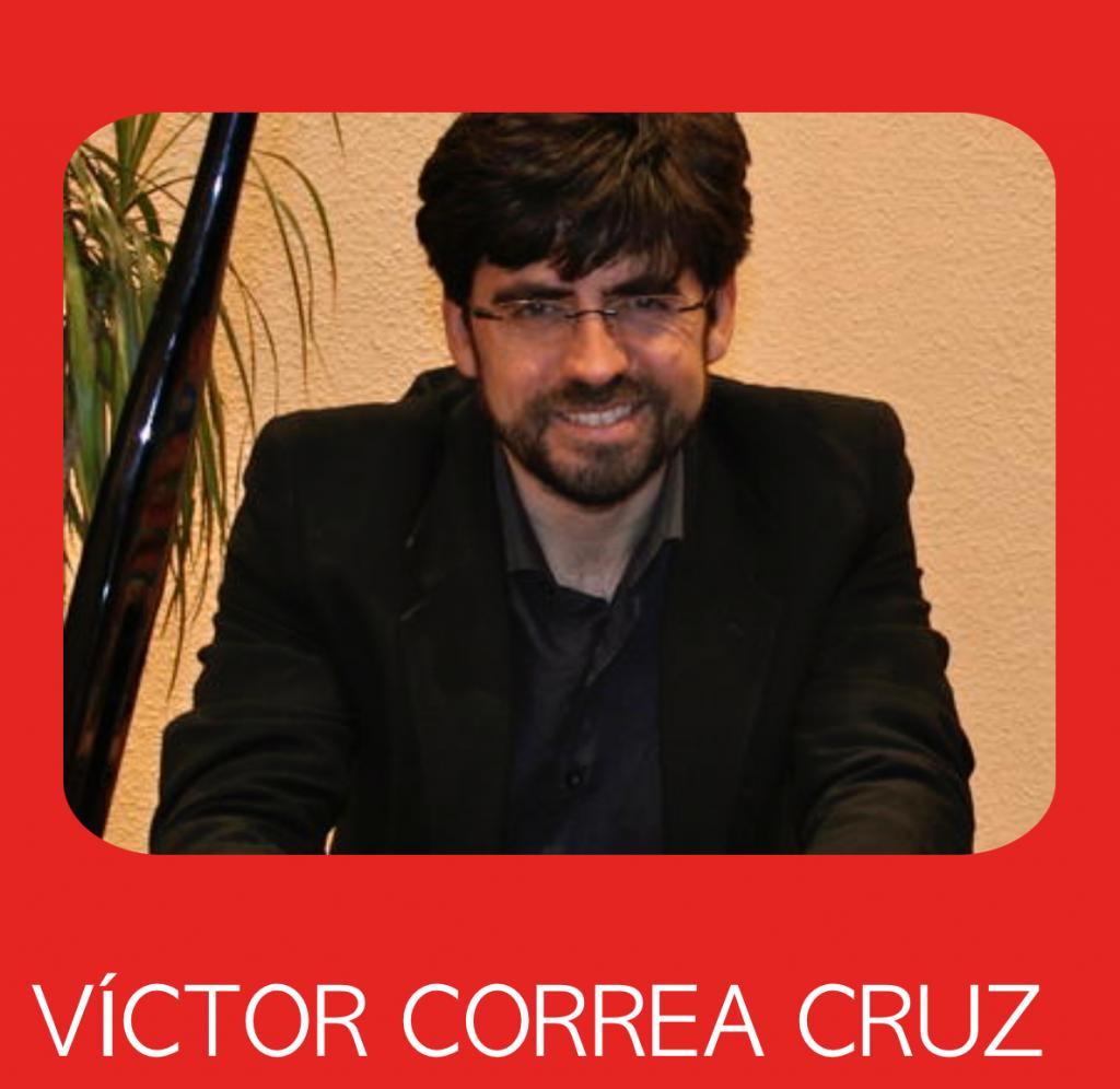 Master clase de violín y recital a cargo de Víctor Correa