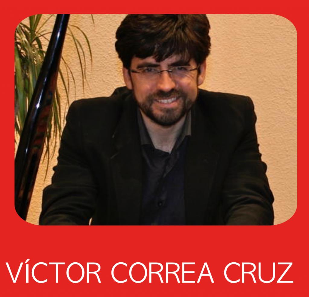 Màster classe de violí i recital a càrrec de Víctor Correa