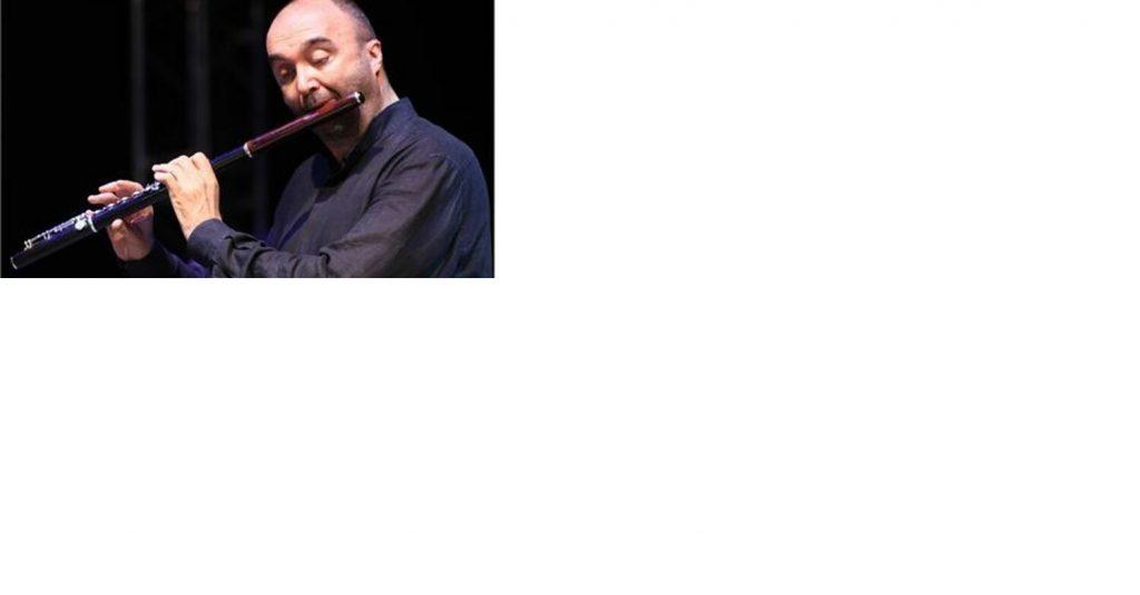 Massimo Mercelli Màster classe de Música de cambra i flauta.