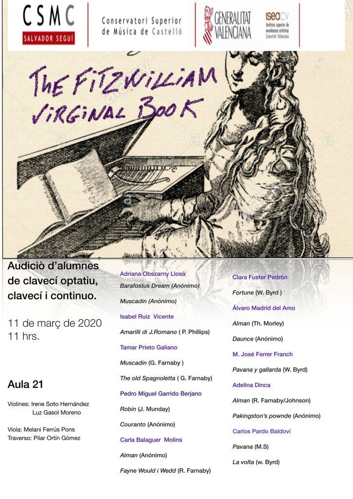 The Fitzwilliam Virginal Book