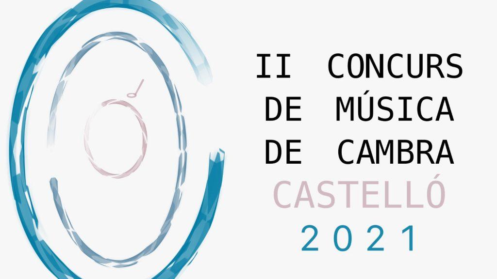 II Concurs de Música de Cambra CSMC 2021