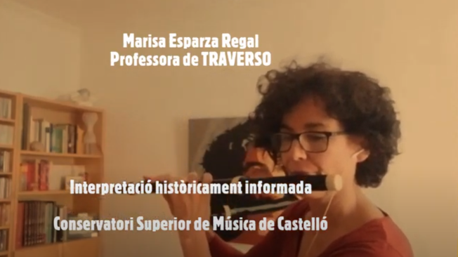 Pruebas de acceso Música Antigua 2021-22 CSMC